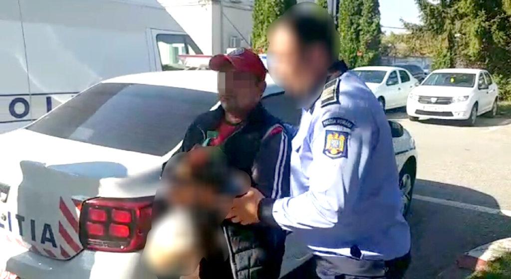 Arestat pentru că şi-a violat nepoata