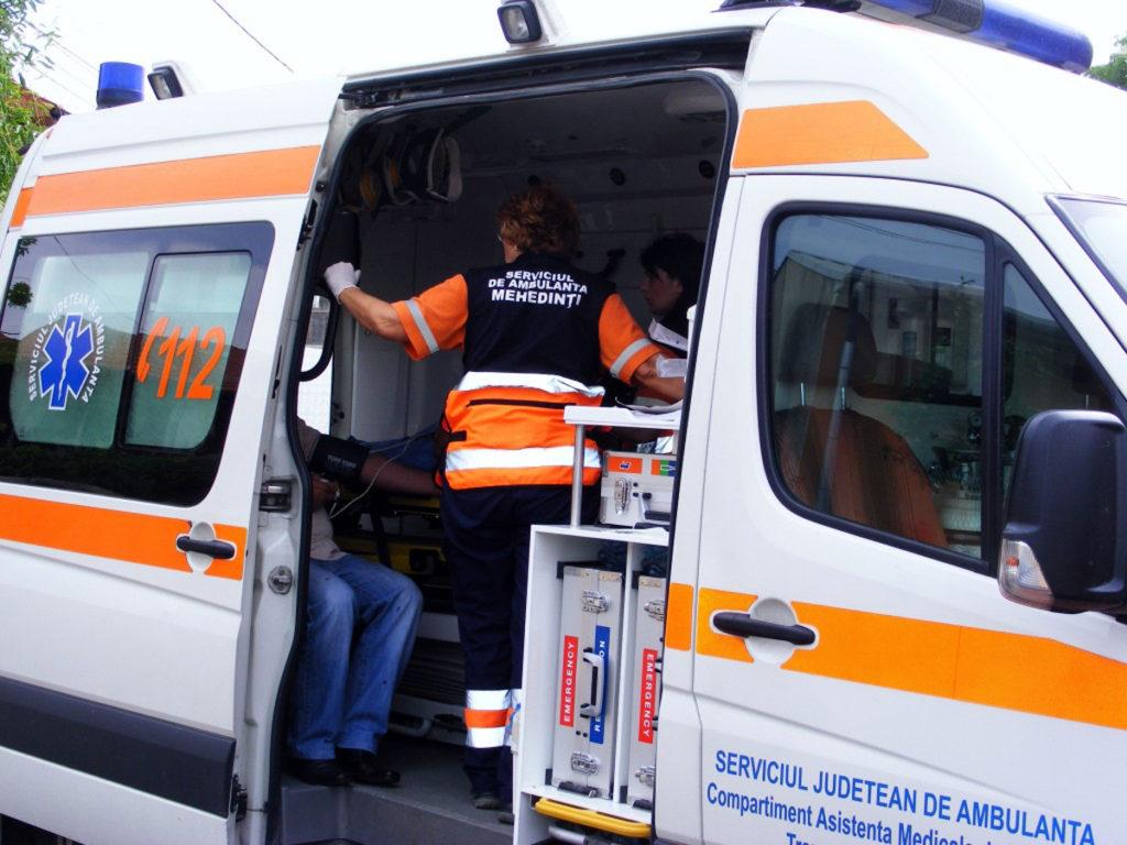 Un ambulanțier argeșean a făcut atac cerebral în timpul turei de noapte!