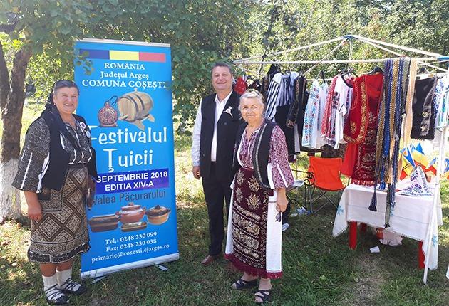 Festivalul Ţuicii la Coşeşti