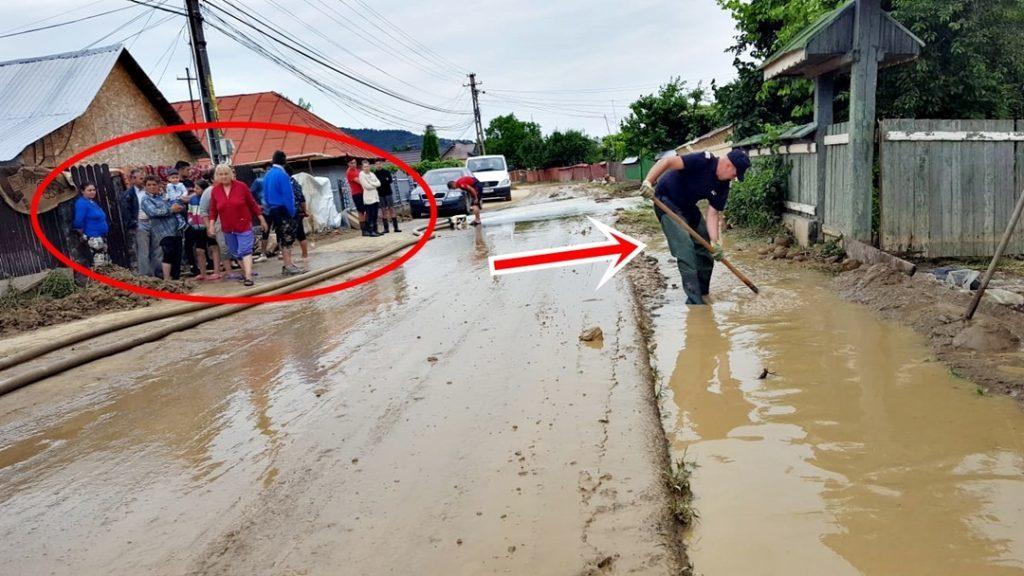 Localnicii, obligaţi la muncă alături de militari în situaţii de urgenţă