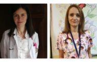 Doctoriţe tinere la Spitalul Mioveni
