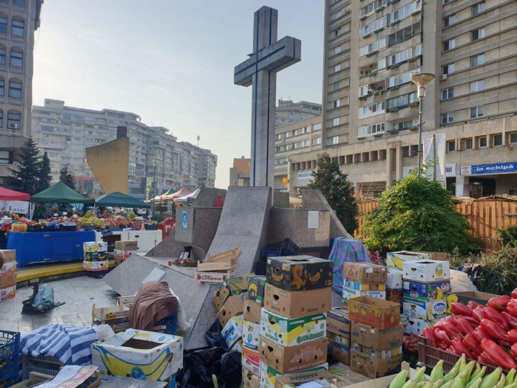 Batjocură în memoria victimelor la Pitești!