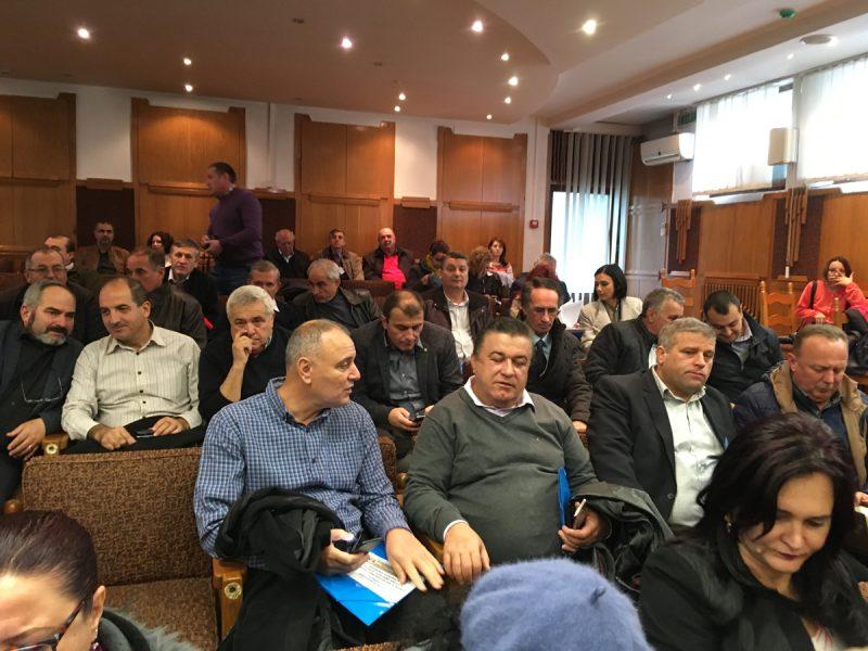 Bani de la Guvern pentru 45 de localităţi din Argeş