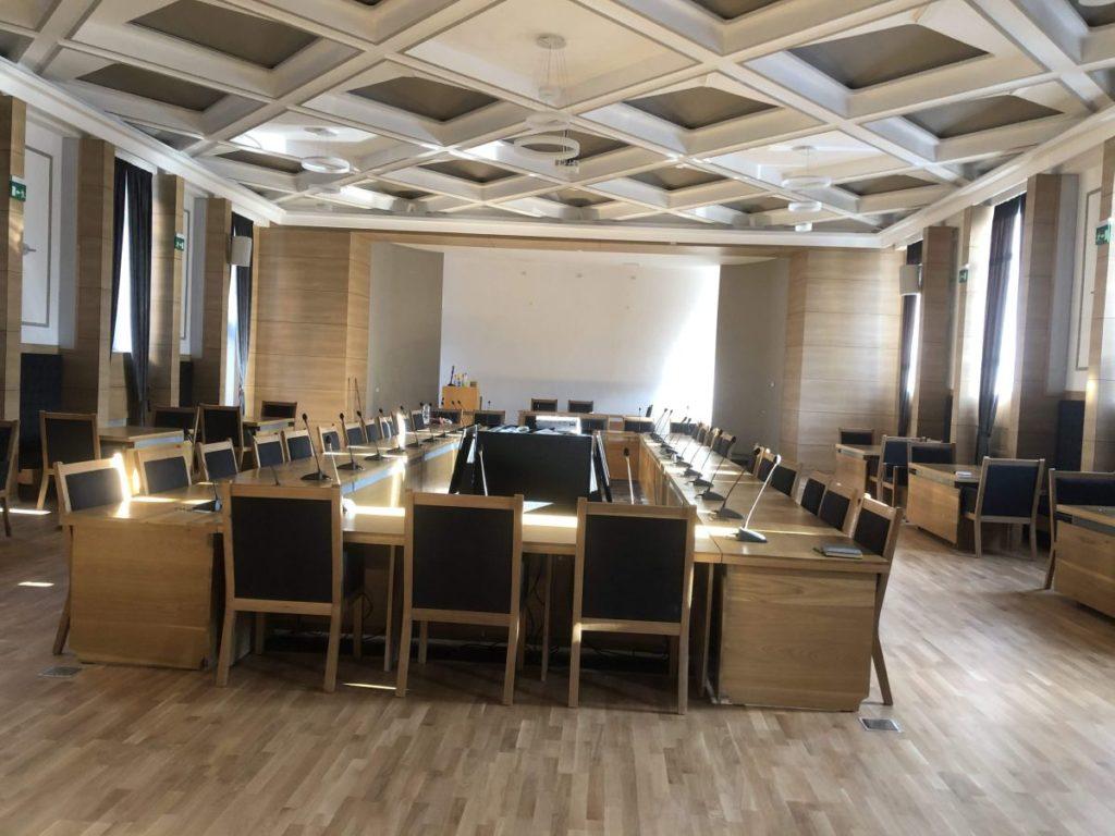 Bani la rectificare și proiecte imobiliare în Consiliul Local Pitești