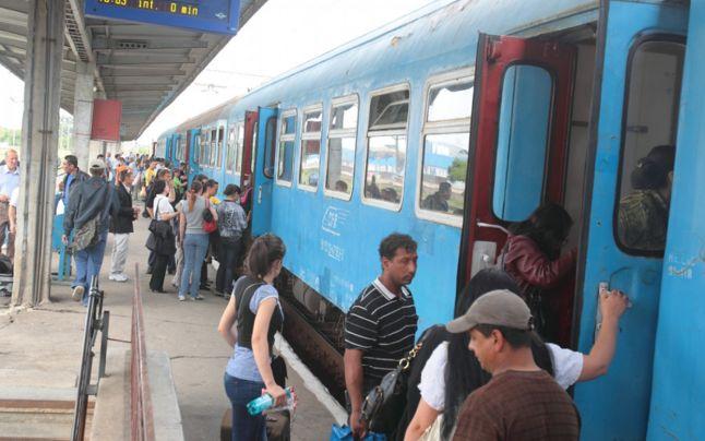 Călătoria cu trenul, mai scumpă de la 1 noiembrie