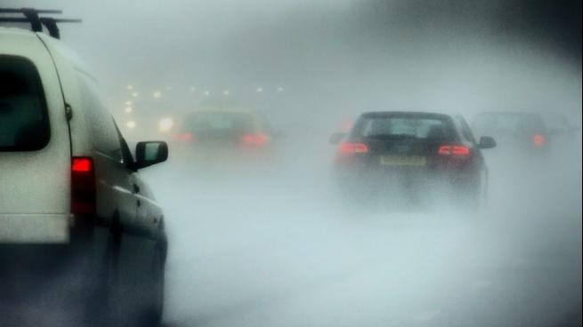 Avertizare de ceață pentru județul Argeș!