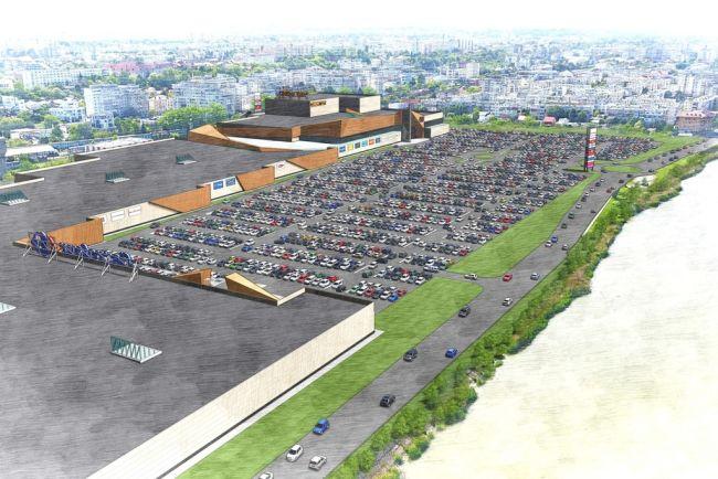 Mall-ul din Tudor Vladimirescu: bătălie câştigată în justiţie