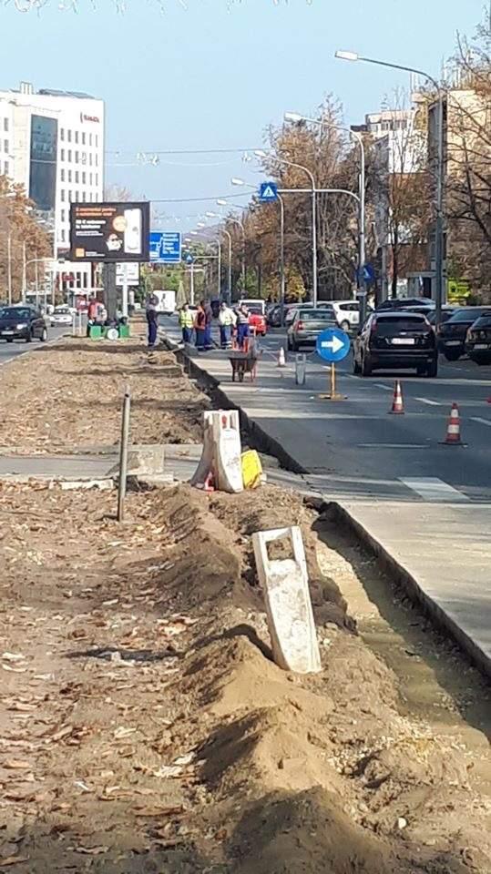 Restricţii de circulaţie pe Calea București