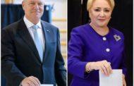 Meciul Iohannis-Dăncilă, la casele de pariuri