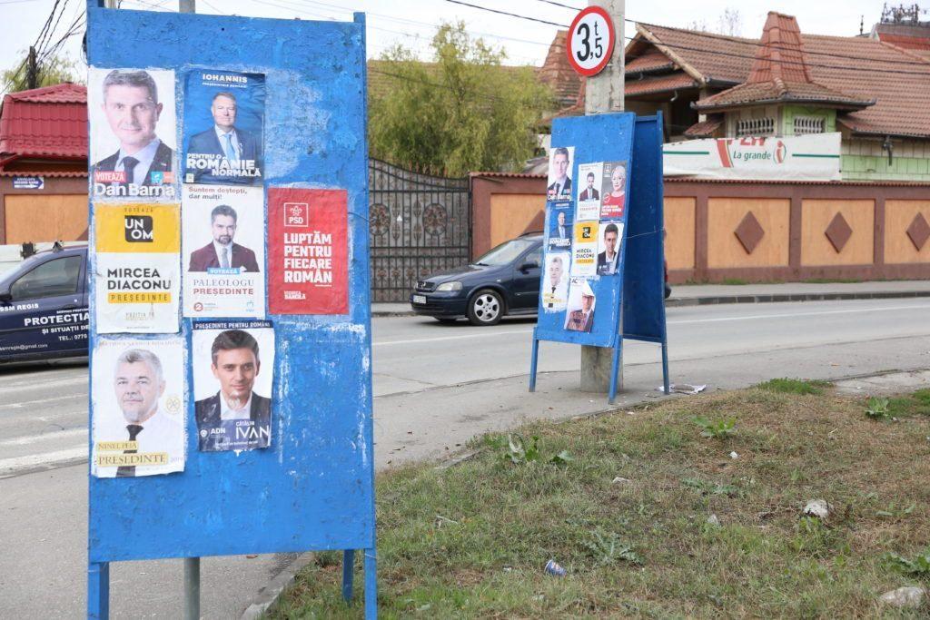 Panourile electorale, o bătaie de joc!