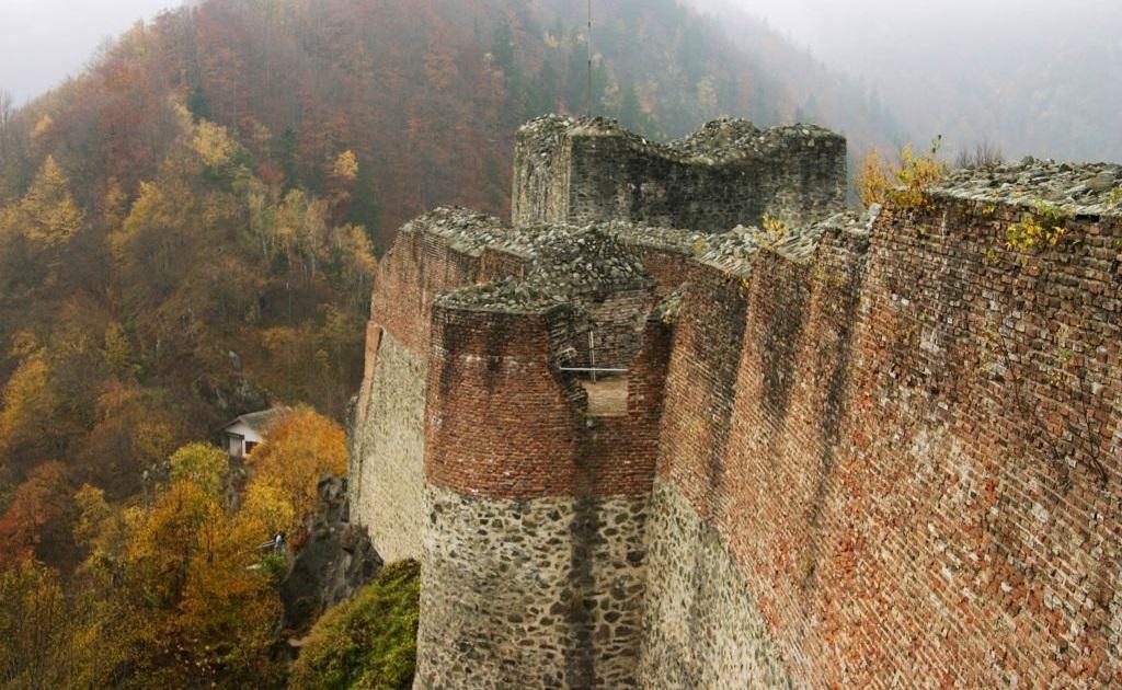 Licitaţia pentru Cetatea Poenari a fost reluată. A treia oară!
