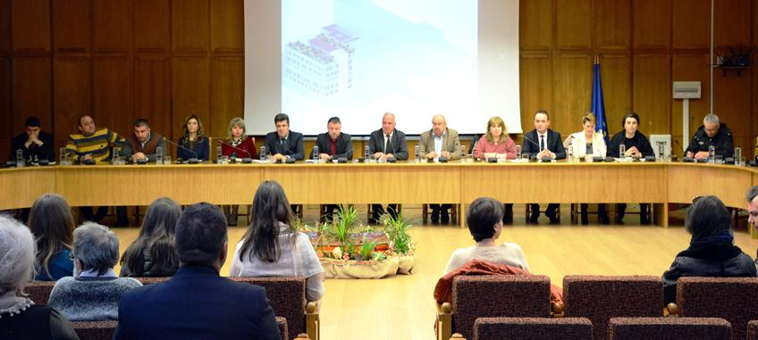 Rectificare bugetară la Consiliul Judeţean