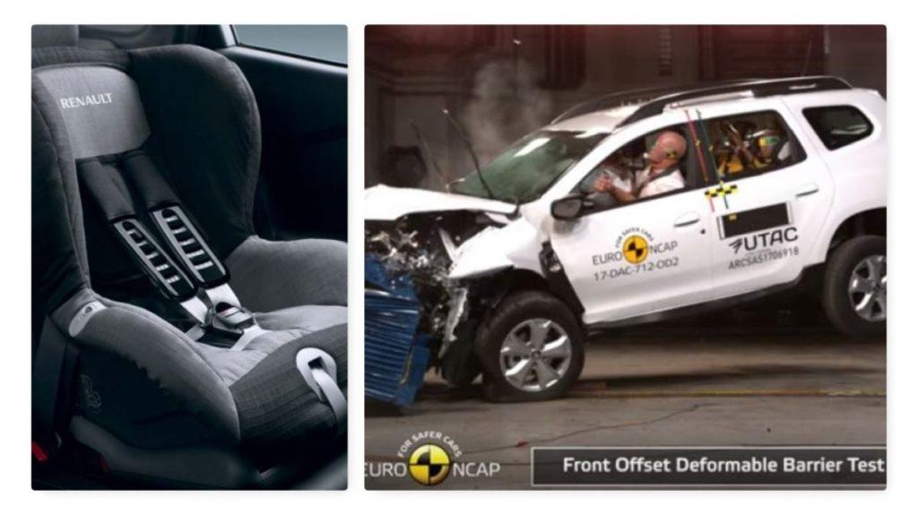 Dacia DUSTER, ultimele teste de siguranță. Rezultate îngrijorătoare