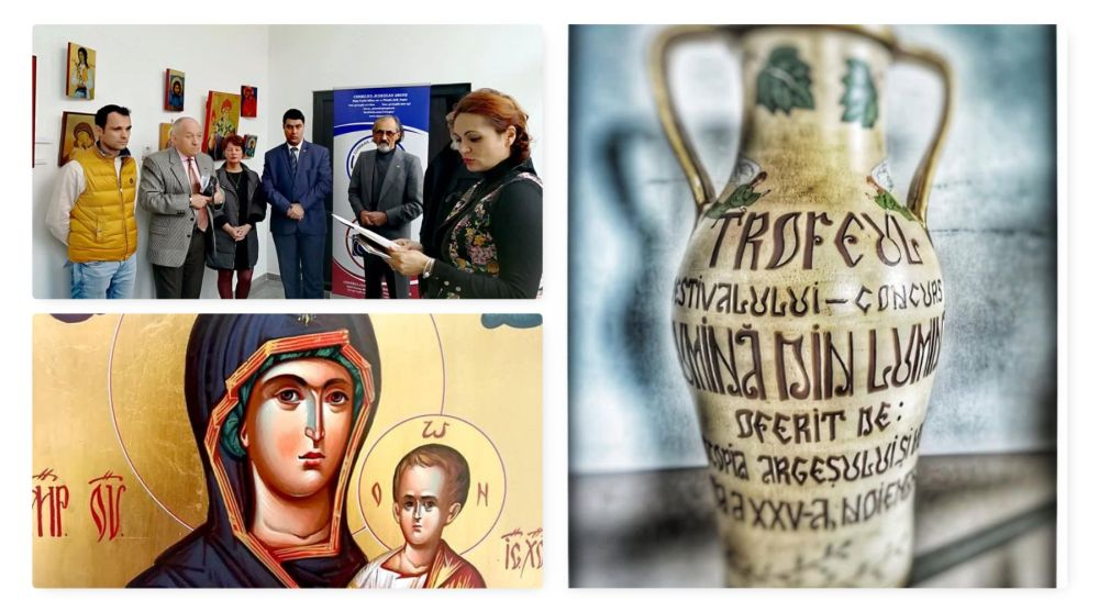 Artişti premiaţi la Piteşti