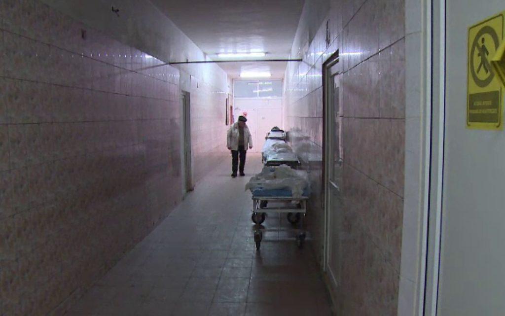 Se modernizează morga de la Spitalul Județean