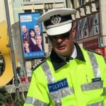 Polițistul care a salvat o viață în benzinăria OMV din Pitești