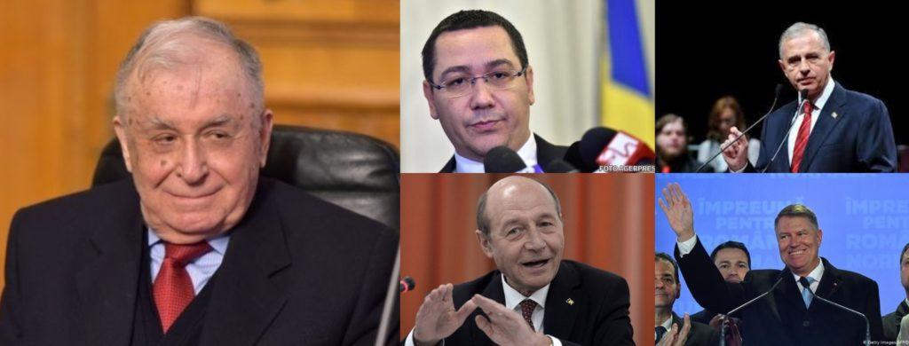 Votul în ARGEŞ la prezidenţiale, în ultimii 30 de ani