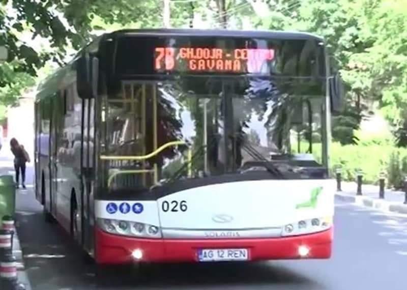 Programul autobuzelor PUBLITRANS de sărbători