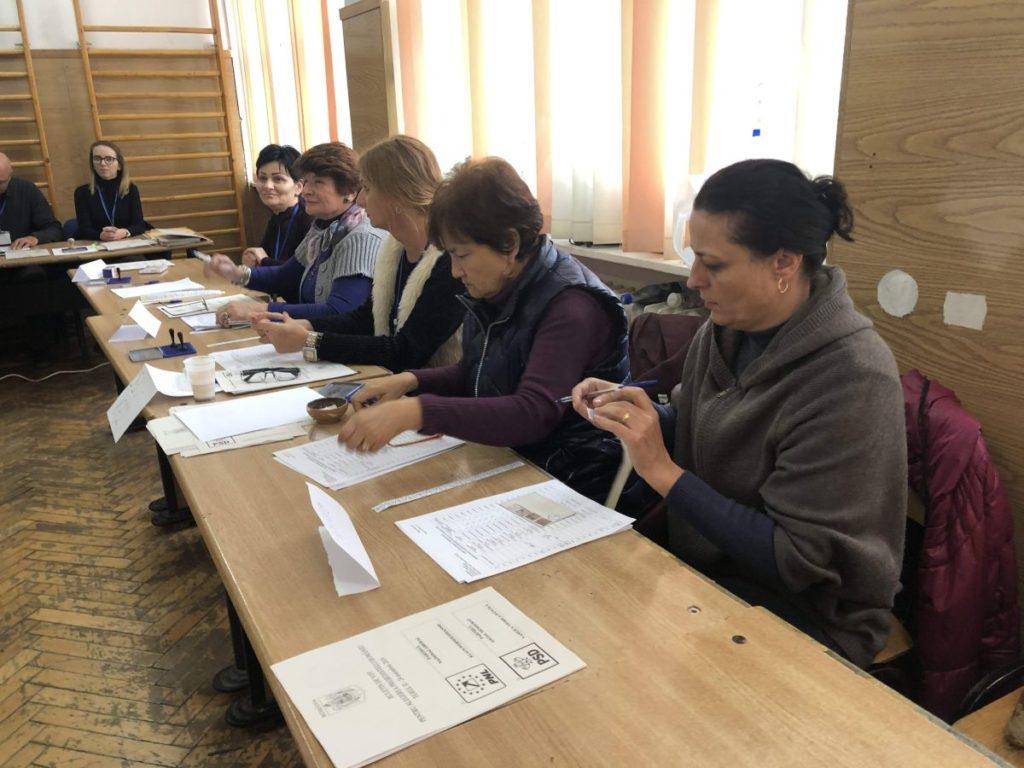 Secții de votare cu PROBLEME în Argeș