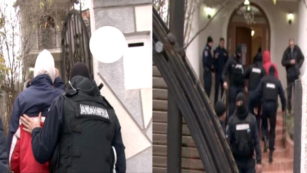 Traficanţi de droguri luaţi pe sus de poliţişti