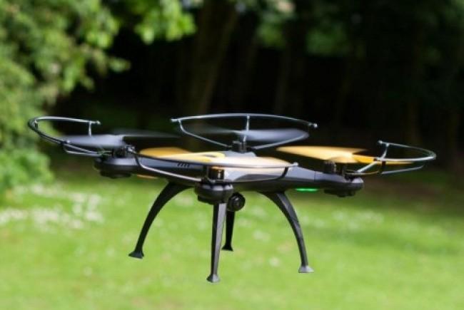 Jandarmeria Argeş va acționa cu DRONA!