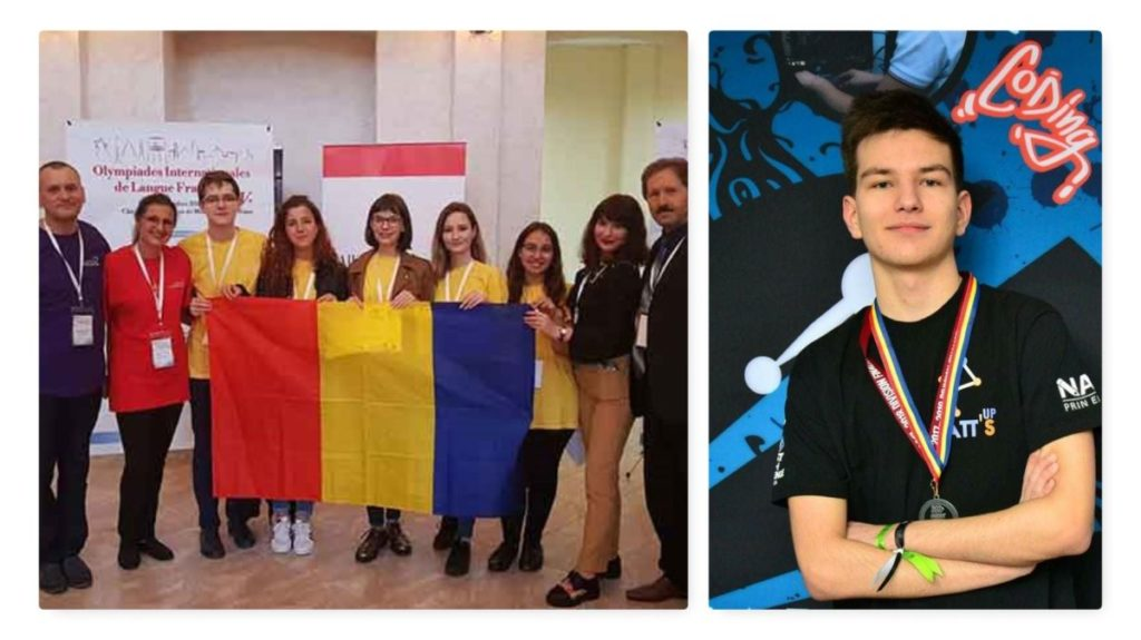 Elevi OLIMPICI din Argeş, premiaţi