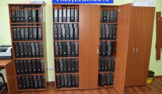 Documentele medicale eliberate ILEGAL, verificate de polițiști