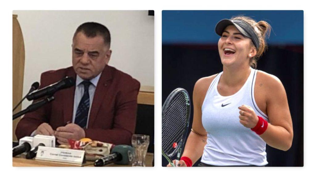 Primarul Ionică se vede în topul WTA...
