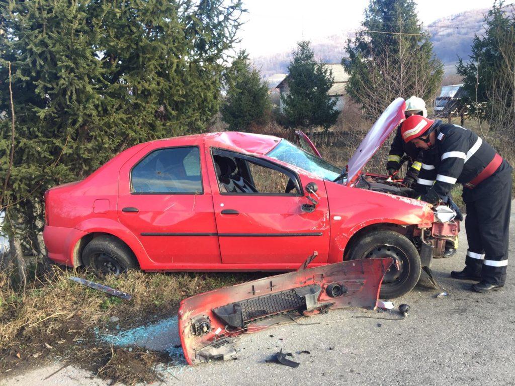 Loganul, ROȘU de furie că șoferul l-a distrus