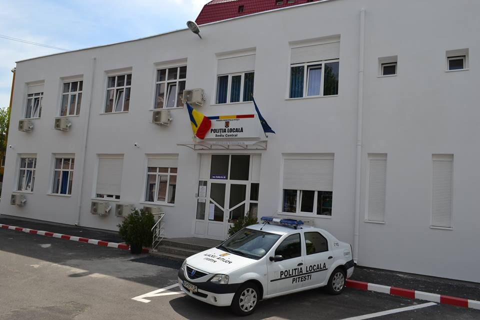 RECIDIVIST PRINS ÎN FLAGRANT DE POLIŢIŞTII LOCALI