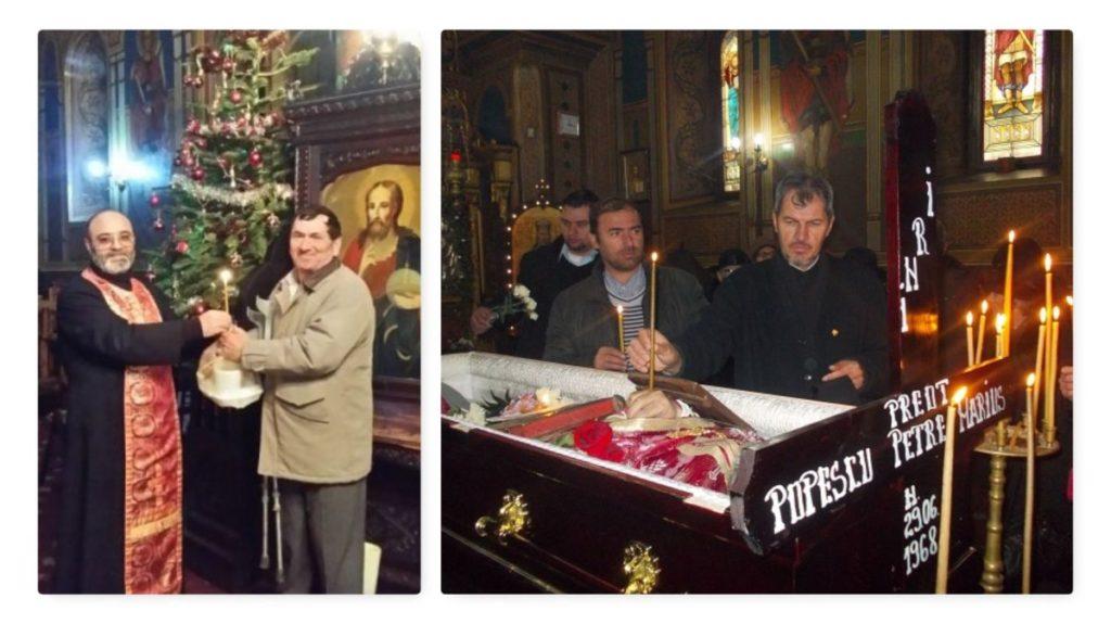 Mormânt stropit cu LACRIMI la un an de la MOARTEA UNUI PREOT din Piteşti