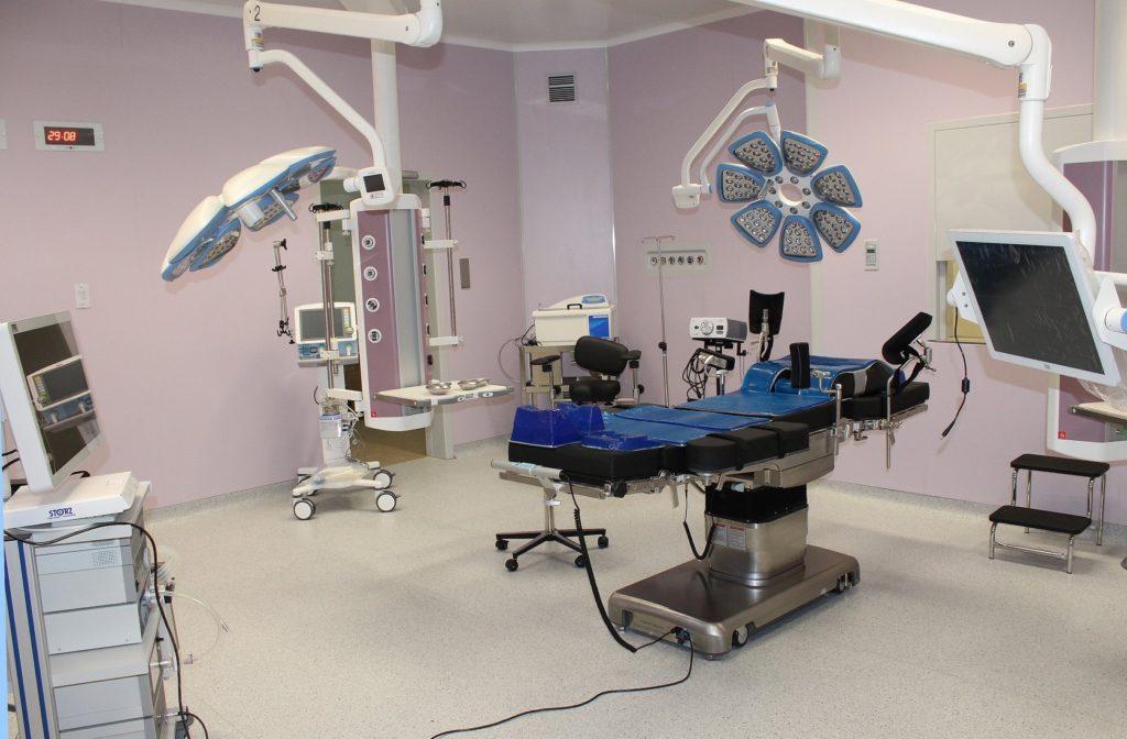 Secţiile medicale de la Călineşti, în transfer la Spitalul Mioveni