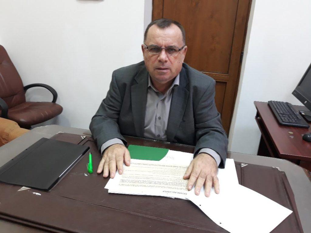 Direcţia Agricolă are un şef nou, după ce Vasile Roman a ajuns la spital cu suspiciune de infarct!