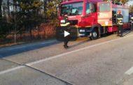 (Video) Acum - Accident rutier în Poiana Lacului