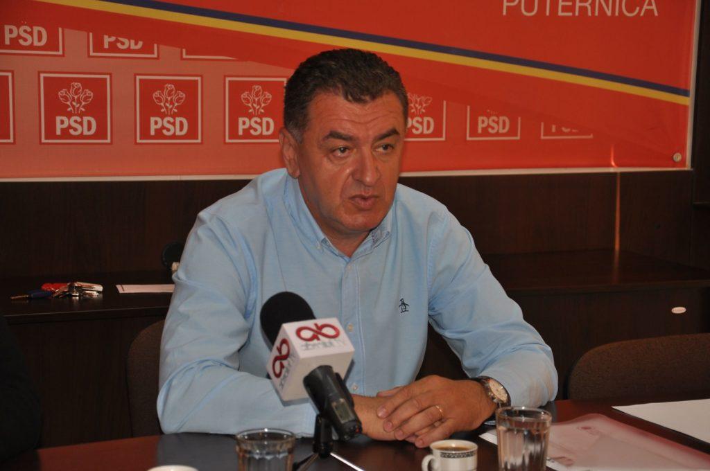 Gentea, reales şef al PSD Piteşti
