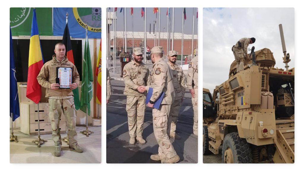 DIN AFGHANISTAN, ÎNAPOI ACASĂ