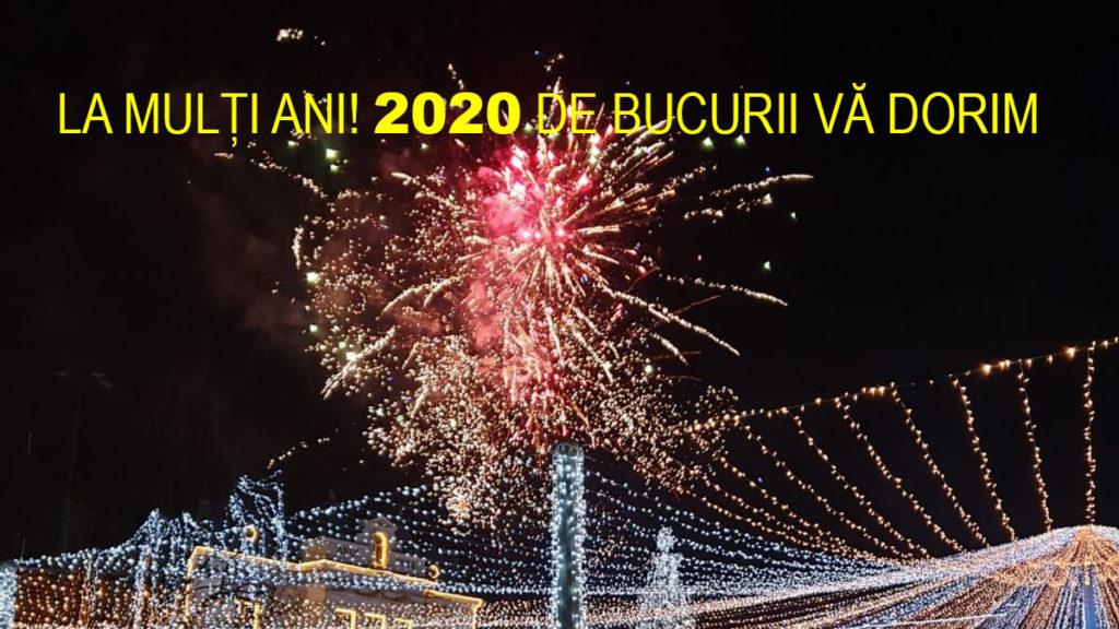 2020 DE BUCURII VĂ DORIM ÎN NOUL AN