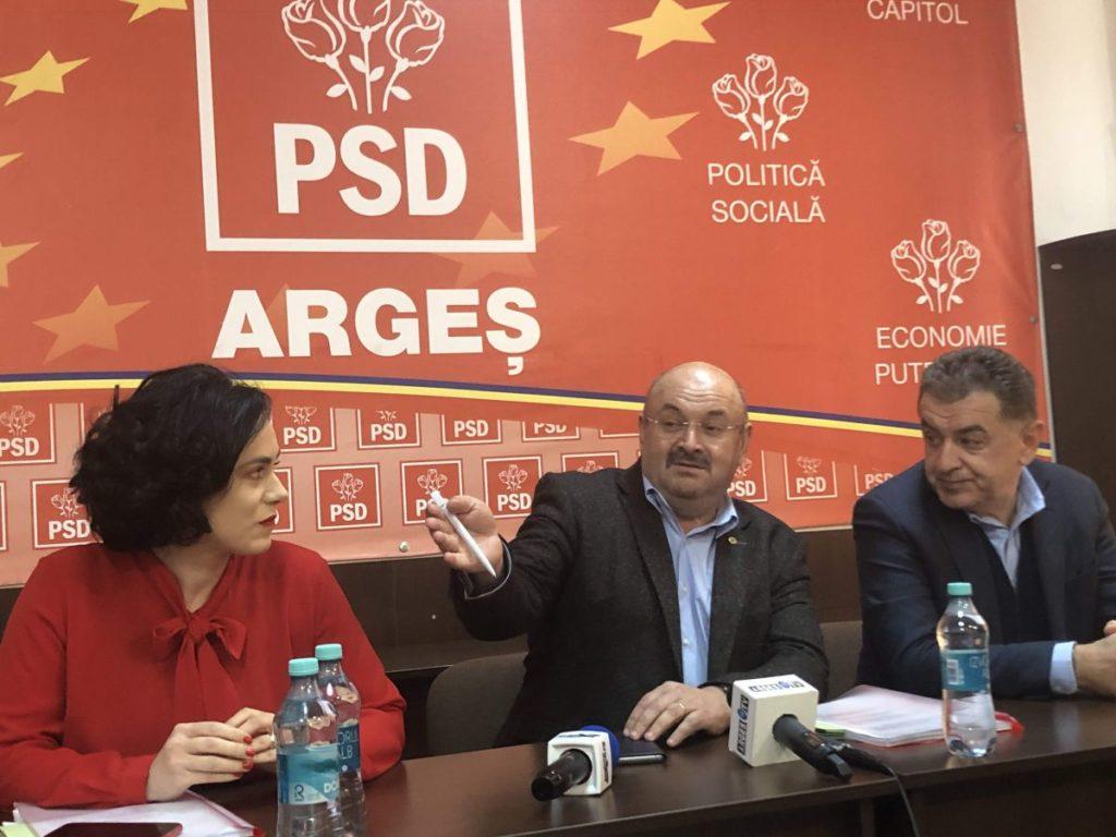 Un nou început la PSD Argeș