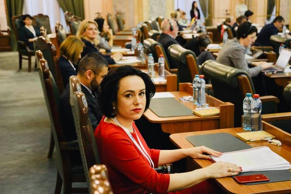 Simona Bucura Oprescu, contactată de redacție
