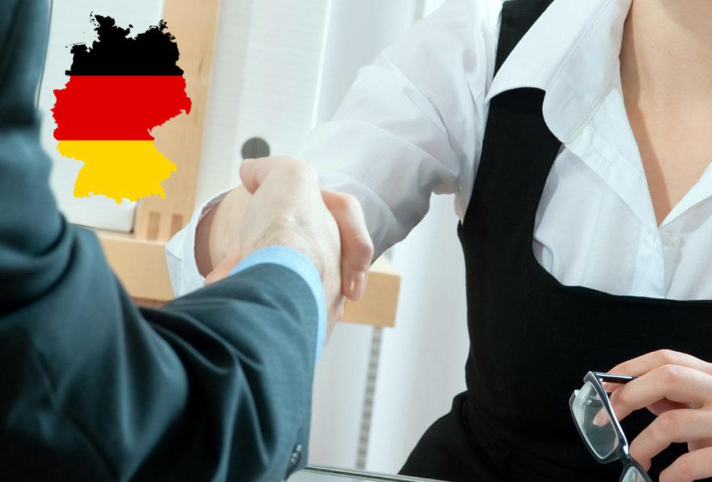 Şansă de angajare în Germania pentru studenţii argeşeni