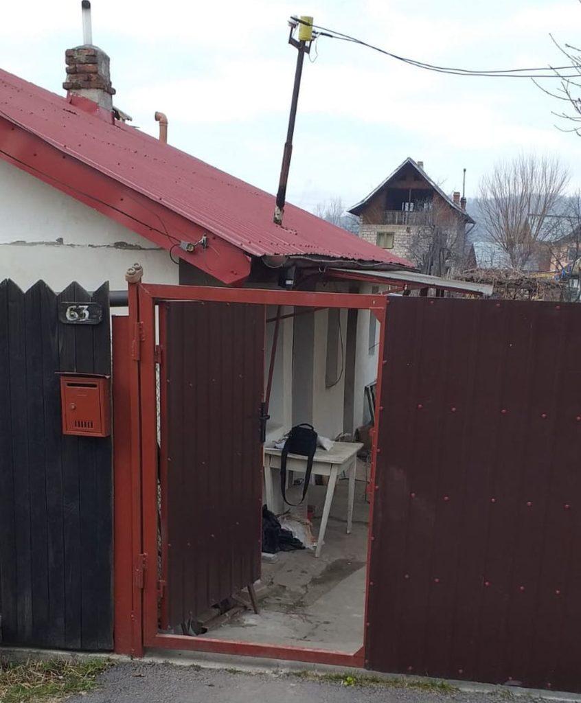FEMEIE ARSĂ ÎN INCENDIU LA CURTEA DE ARGEȘ