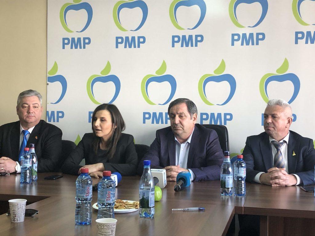 Virgil Baciu, candidatul PMP la şefia Consiliului Judeţean