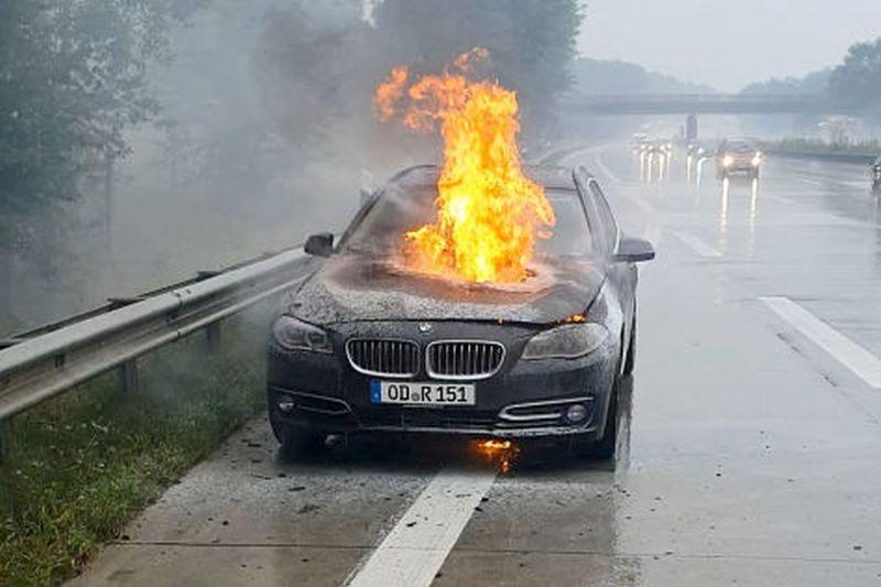 PROBLEME GRAVE CU ANUMITE MAȘINI BMW. UN