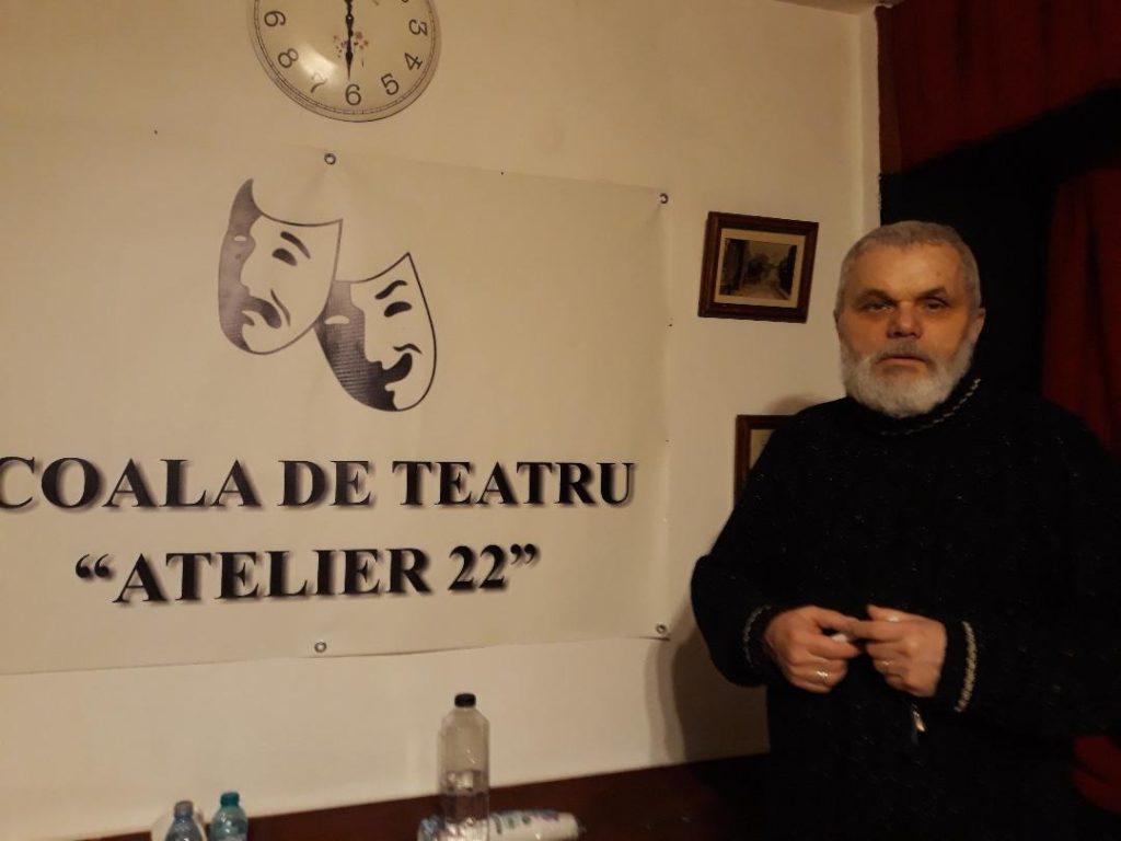 LA CLUB 22, LOVITURĂ DE... TEATRU DIN CAUZA CANALIZĂRII