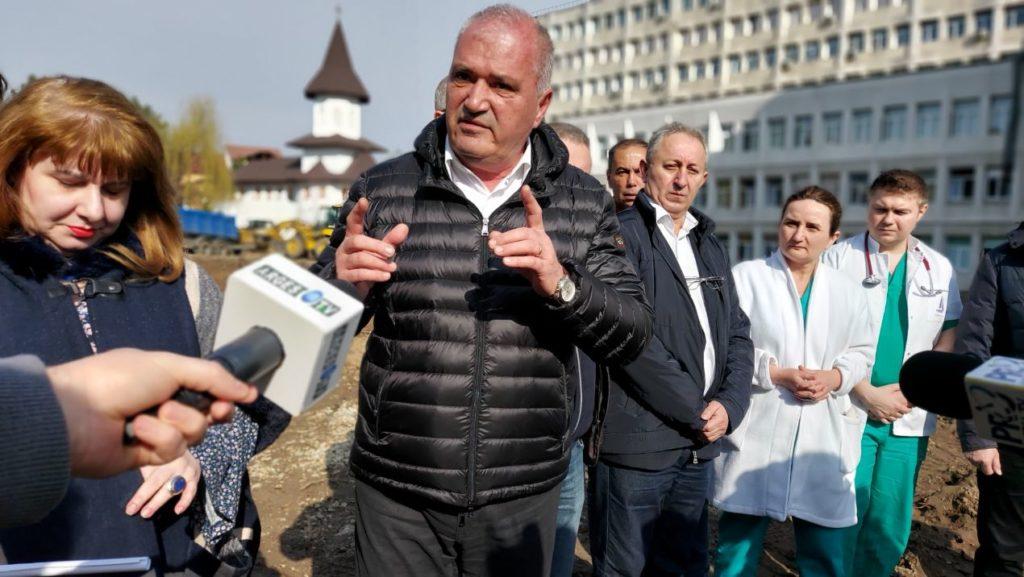 CJ ARGEŞ, FĂRĂ PUTERE ASUPRA SPITALELOR