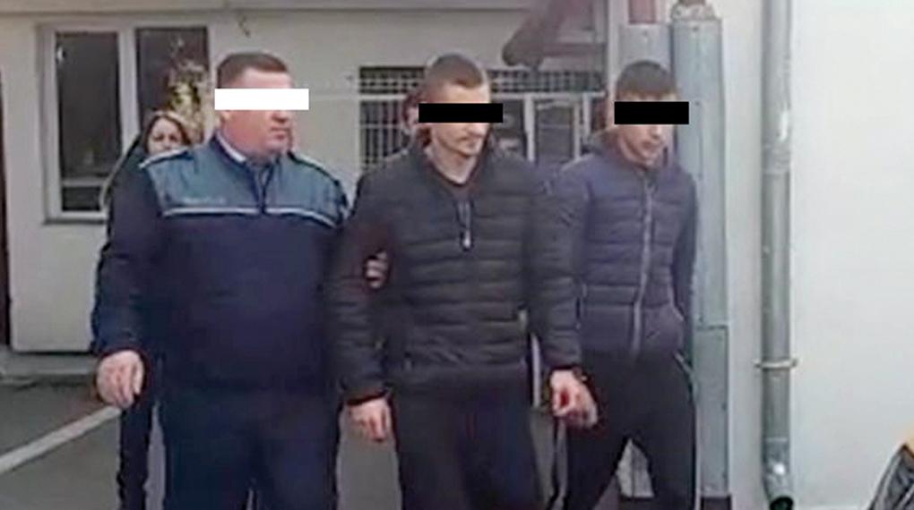 Tâlharii de la Merişani, arestaţi preventiv