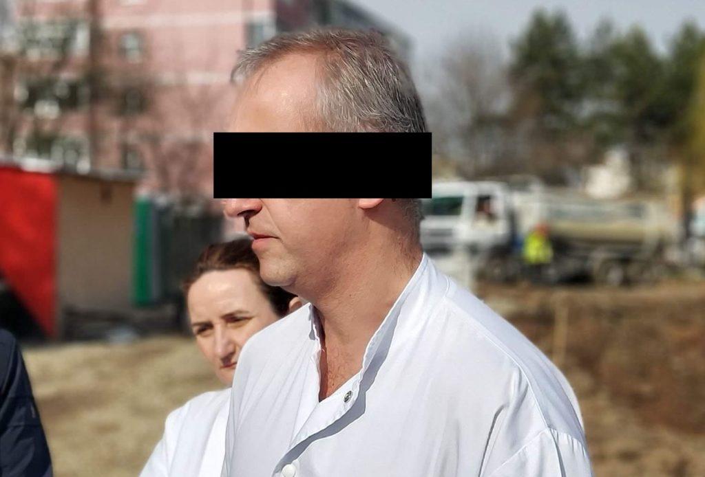 ÎN URMA MEDICULUI INFECTAT - PRĂPĂD!