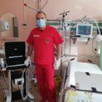 Medic piteştean, plecat în SUA pentru sprijin în combaterea pandemiei