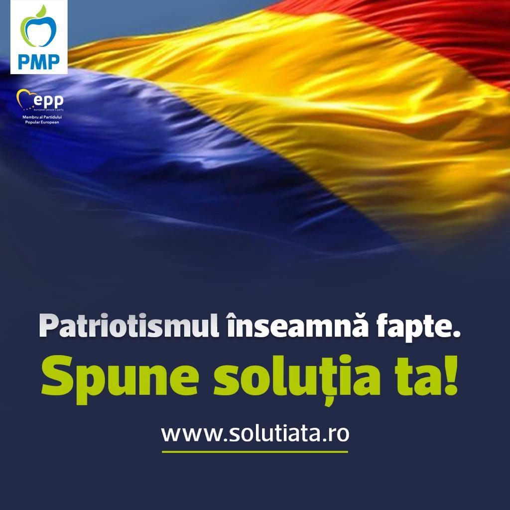 PMP lansează www.solutiata.ro și campania