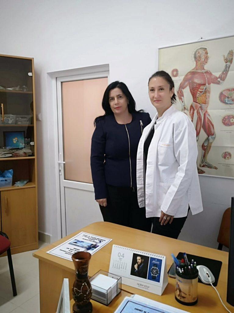 ASISTENT MEDICAL, ANTREPRENOR ÎN SISTEMUL DE SĂNĂTATE ARGEȘEAN